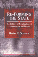 Book cover for 'Re-Forming the State'