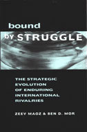 Book cover for 'Bound by Struggle'