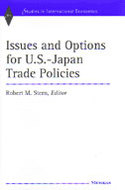 Cover image for 'Issues and Options for U.S.-Japan Trade Policies'