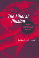 Book cover for 'The Liberal Illusion'