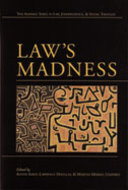 Book cover for 'Law's Madness'