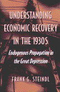 Cover image for 'Understanding Economic Recovery in the 1930s'