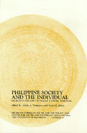 Cover image for 'Philippine Society and the Individual'