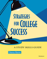 Book cover for 'Strategies for College Success'
