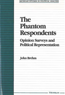 Book cover for 'The Phantom Respondents'