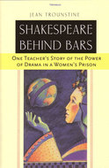 Book cover for 'Shakespeare Behind Bars'