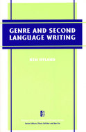 Cover image for 'Genre and Second Language Writing'