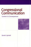 Cover image for 'Congressional Communication'