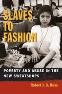Book cover for 'Slaves to Fashion'