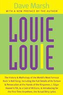 Book cover for 'Louie Louie'