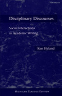 Cover image for 'Disciplinary Discourses, Michigan Classics Ed.'