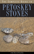 Book cover for 'The Complete Guide to Petoskey Stones'