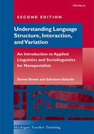Cover image for 'Understanding Language Structure, Interaction, and Variation, Second Edition'