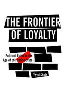 Book cover for 'The Frontier of Loyalty'