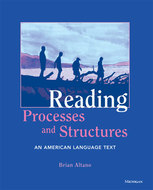 Book cover for 'Reading Processes and Structures'