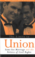 Book cover for 'The Limits to Union'