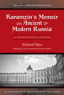 Cover image for 'Karamzin's Memoir on Ancient and Modern Russia'