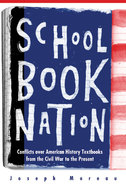 Book cover for 'Schoolbook Nation'
