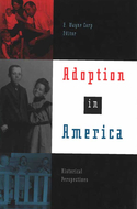 Cover image for 'Adoption in America'