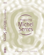 Book cover for 'Mapping Michel Serres'