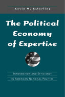 Book cover for 'The Political Economy of Expertise'