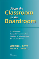 Cover image for 'From the Classroom to the Boardroom'