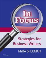 Cover image for 'In Focus: Strategies for Business Writers'