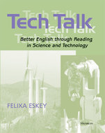 Book cover for 'Tech Talk'