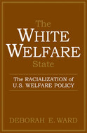 Book cover for 'The White Welfare State'