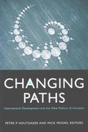 Book cover for 'Changing Paths'