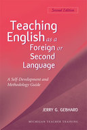 Cover image for 'Teaching English as a Foreign or Second Language, Second Edition'