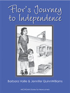 Cover image for 'Flor's Journey to Independence'