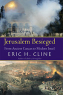 Book cover for 'Jerusalem Besieged'