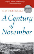 Book cover for 'A Century of November'