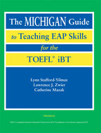 Cover image for 'The Michigan Guide to Teaching EAP Skills for the TOEFL(R) iBT'