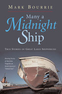 Book cover for 'Many a Midnight Ship'