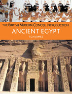 Book cover for 'The British Museum Concise Introduction to Ancient Egypt'
