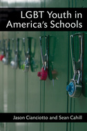 Book cover for 'LGBT Youth in America's Schools'