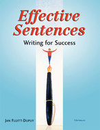 Cover image for 'Effective Sentences'