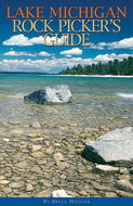 Cover image for 'Lake Michigan Rock Picker's Guide'