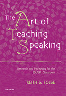 Book cover for 'The Art of Teaching Speaking'