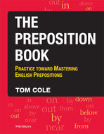 Cover image for 'The Preposition Book'