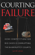 Book cover for 'Courting Failure'