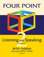 Cover image for 'Four Point Listening and Speaking 2'