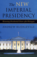 Book cover for 'The New Imperial Presidency'