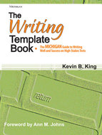 Cover image for 'The Writing Template Book'
