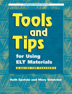 Cover image for 'Tools and Tips for Using ELT Materials'