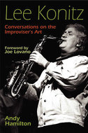 Book cover for 'Lee Konitz'