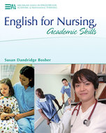 Cover image for 'English for Nursing, Academic Skills'