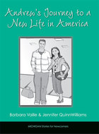 Cover image for 'Andrew's Journey to a New Life in America'
